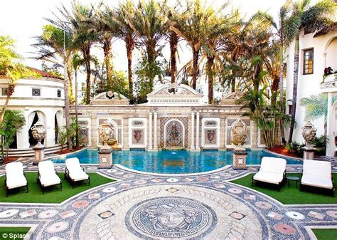 Gianni Versace's Miami mansion reopens as luxury hotel