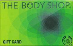 Body Shop Gift Card - the body shop gift card discount 15 83 off