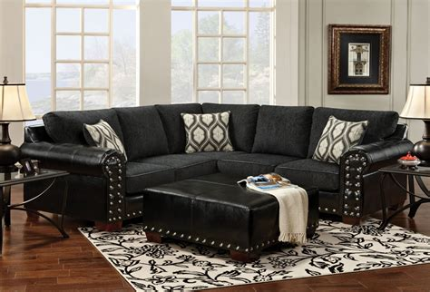 studded leather sectional sofa leather studded sofa studded leather sofa 79 with