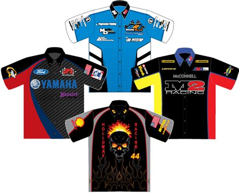 motocross racing apparel usa racing apparel racing apparel and pit crew shirts