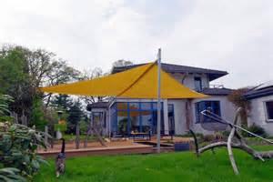 sonnensegel terrasse wasserdicht sonnensegel terrasse hohmann sonnenschutz
