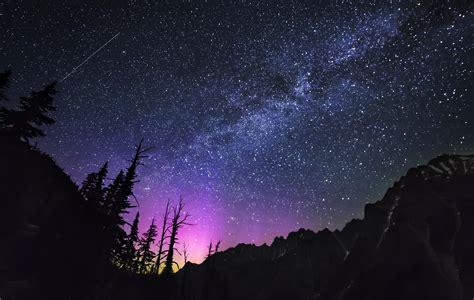 northern lights washington state aurora borealis