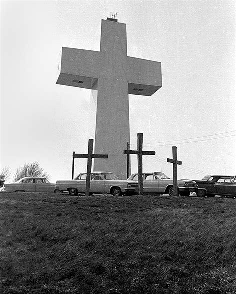 Bald Knob Cross by Bald Knob Cross 171 Cape Girardeau History And Photos