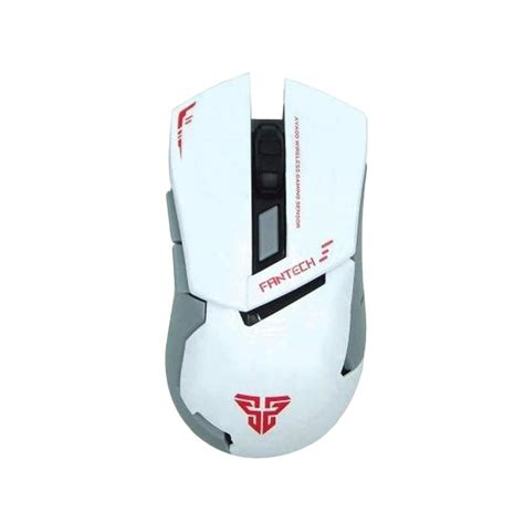 Mouse Fantech Wireless Wg8 Gaming by Jual Fantech Wg8 Usb Wireless Mouse Gaming Putih