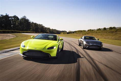 2019 Aston Vantage by 2019 Aston Martin Vantage Volante Rendering Looks Spot On