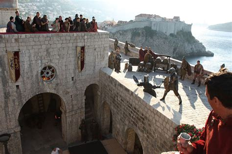 Red Room by Couple Goes To Croatia To Find Game Of Thrones Filming