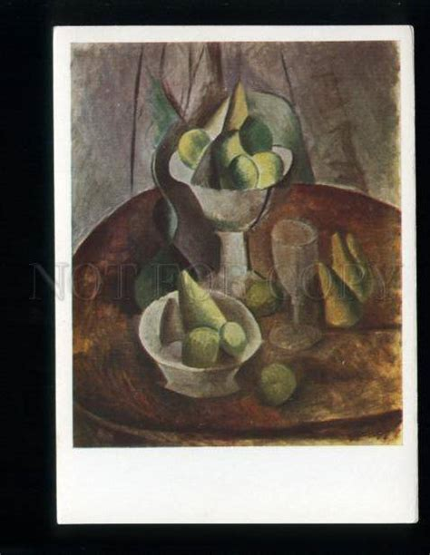 picasso paintings fruit 165791 vase w fruit still by pablo picasso