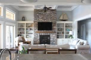 Gray Leather Dining Room Chairs Home Of The Month Lake House Sources Simple Stylings
