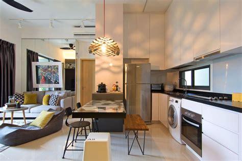 artistic renovation   eclectic apartment  singapore
