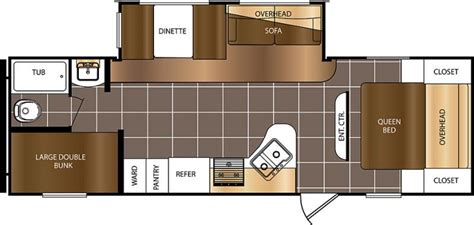 avenger rv floor plans colerain rv