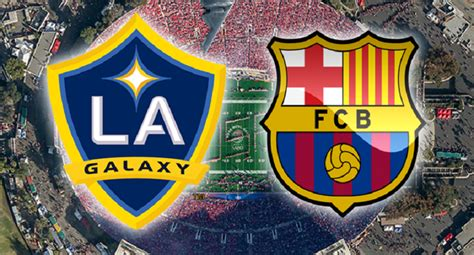 The Turn Out For The The La Galaxy Vs Chelsea Fc Match by Pasadena Now 187 La Galaxy Vs Fc Barcelona Pasadena