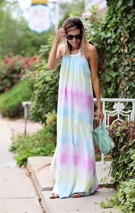 Maxi Dress Syari Pastel Realpic hello fashion june 2014