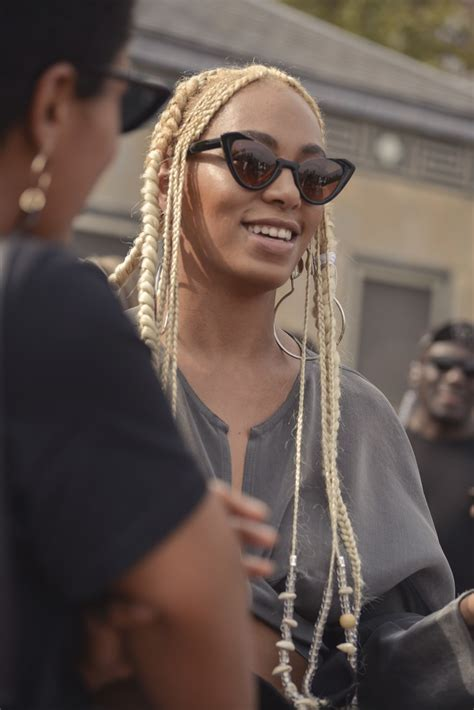 Solange Knowles Hairstyles by Style Fashion News Fashion Trends And
