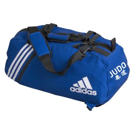 Tas Adidas Adz Backpack S judo sport bag adidas martial arts