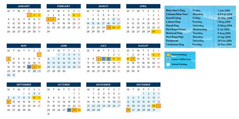 calendari dive singapore calendar 2016 blue heaven divers