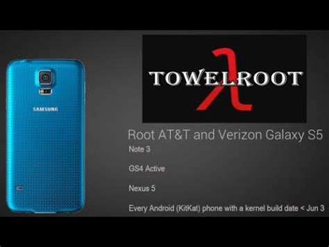 root without pc towelroot – root devices in one tap, no pc