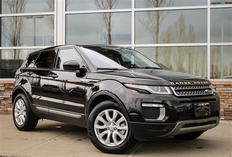 range rover certified pre owned certified pre owned 2016 land rover range rover evoque se