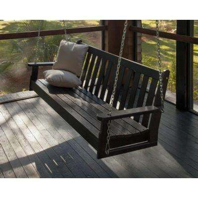 porch swing springs home depot porch swings patio chairs the home depot