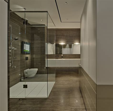 Glass Shower Toronto by Glass Shower Bathroom Yorkville Penthouse Ii In Toronto