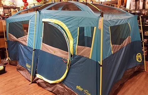 Tent Closet by Is The Coleman Tenaya Lake Tent Right For Your Family