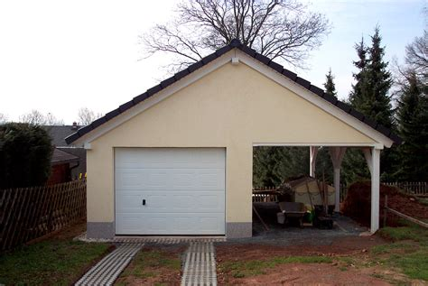 carport garage kombination garage carport kombination carport scherzer