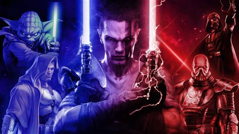 Wars Light Of The by Wars Jedi Wallpapers Wallpaper Cave