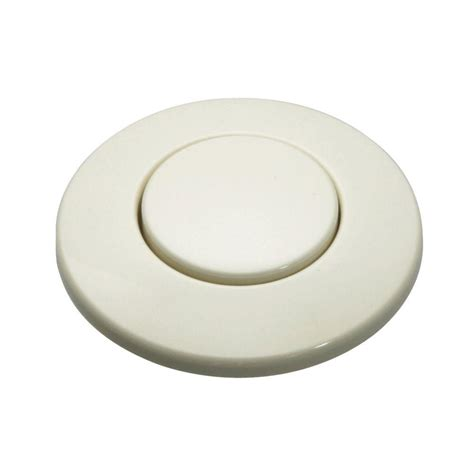 Sink Top Switch Button by Insinkerator Sinktop Switch Push Button In Biscuit For