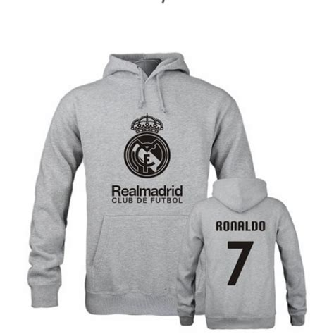 Rompi Sweater Real Madrid Cr7 real madrid cristiano ronaldo hoodie sweater by