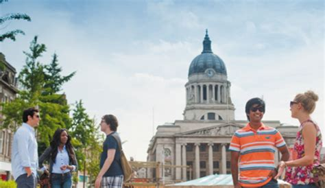 Nottingham Trent Mba Entry Requirements by Joint Event By Of Nottingham Nottingham Trent