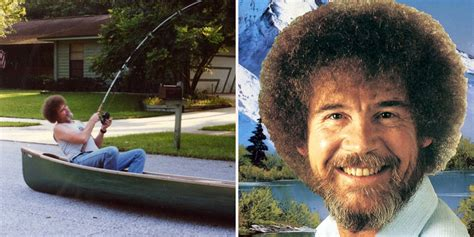 bob ross painting the universe things you never knew about bob ross screen rant