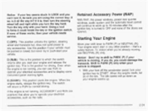 how to download repair manuals 2003 pontiac montana transmission control 2003 pontiac montana problems online manuals and repair information