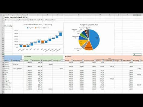 tutorial excel wikipedia excel haushaltsbuch erstellen finanzen im blick behalten