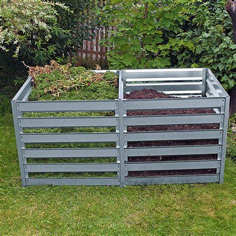 bauhaus komposter im garten gardol komposter 700 l 91 x 91 x 85 cm bauhaus 214 sterreich