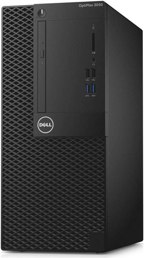 Dell Optiplex 3050 Mt I3 7100 4gb 500gb Dos dell optiplex 3050 desktop pc intel i3 7100 4gb