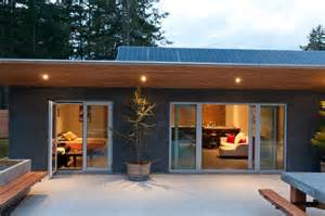 Patio Designs New Zealand Wain Rd Pre Cast Insulated Concrete Panel Passive Solar