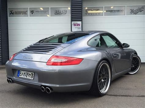 Tieferlegung Porsche 997 by Dezent Porsche 911 997 Carerra 4s By Tvw Car Design
