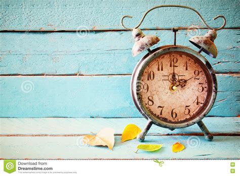 Of Time And Change image of autumn time change fall back concept stock