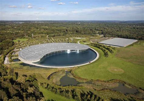 mclaren factory mclaren production centre woking surrey england