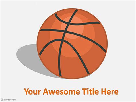 basketball powerpoint template best resumes