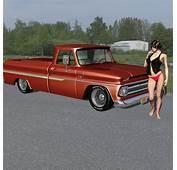 CHEVROLET C10 1965 For VUE 3D Models Ourias3D