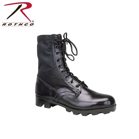 rothco boots 5081 rothco g i style jungle boots quot panama quot sole