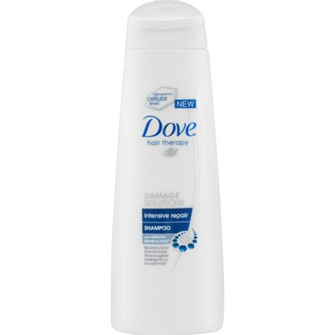 Sho Dove Hair Therapy dove hair therapy shoo damage solutions intensive