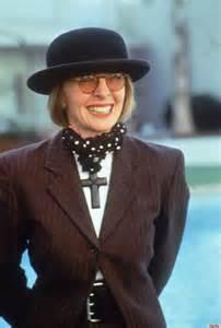 Diane keaton s bowler hat epitomizes her style photo the