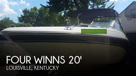 boats for sale in louisville ky area four winns 210 horizon boat for sale in louisville ky for