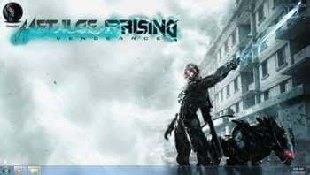 naruto expothemes download metal gear rising revengeance theme for windows 7