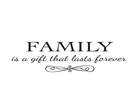 quot a better birthday gift quot family fun 4 2006 give 25 loving family quotes