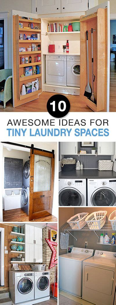 small laundry 25 best ideas about small laundry rooms on