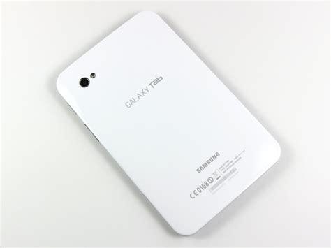 Galaxy Tab Ce0168 samsung galaxy tab teardown ifixit
