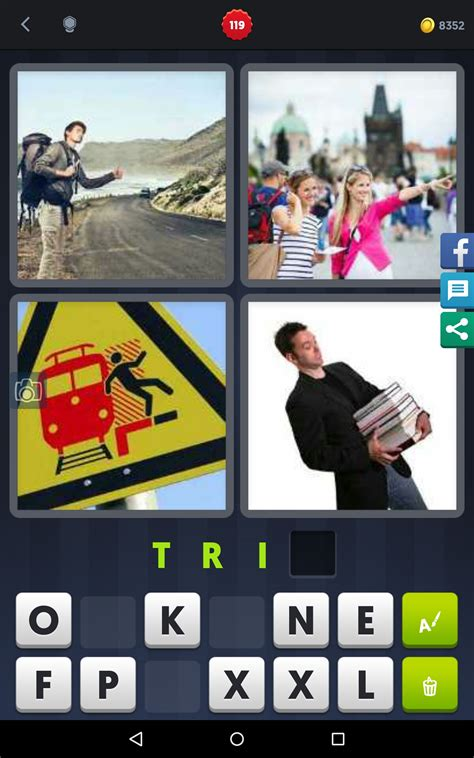 7 Letter Word 4 Pics 1 Word Daily Challenge Lovely 4 Pics 1 Word 4 Letters Daily Challenge How To