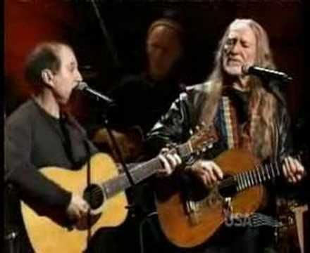 paul simon and willie nelson homeward bound | the sound